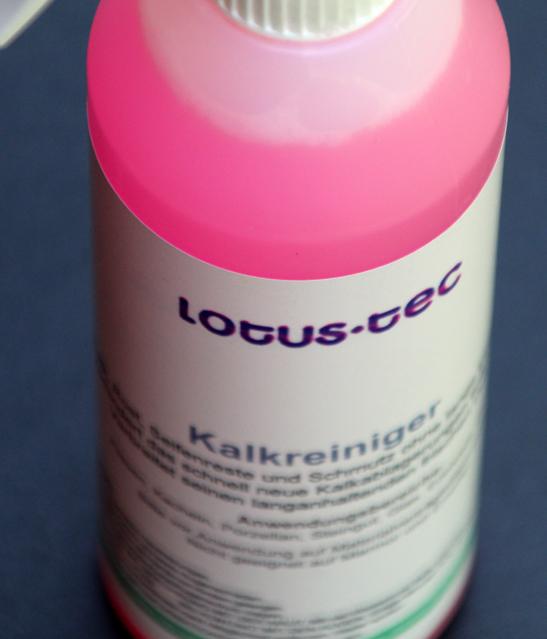 Lotus Tec - Kalkreiniger